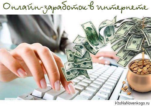 Способи заробітку в мережі